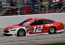 Team Penske and DEX Imaging Form New Partnership